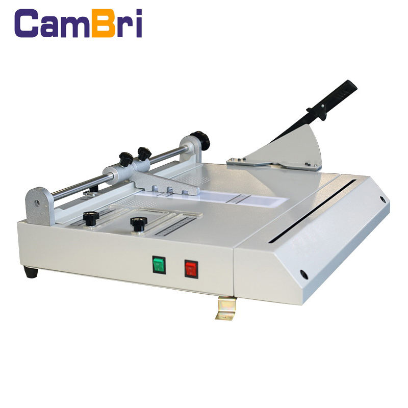 A4-formaat hardcover case maker machine