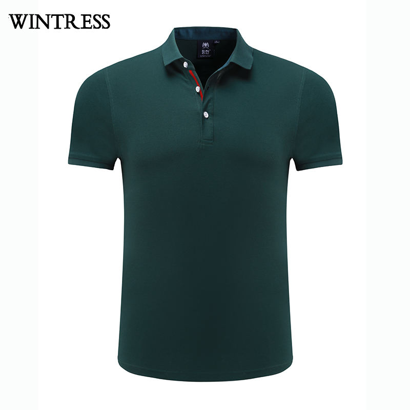 Wintress t shirt 95% cotone 5% spandex fondo tondo mens slim fit t shirt di alta qualità di <span class=keywords><strong>polo</strong></span> t shirt dropship panno