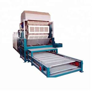 Paper product making machine/paper pulp egg tray machine