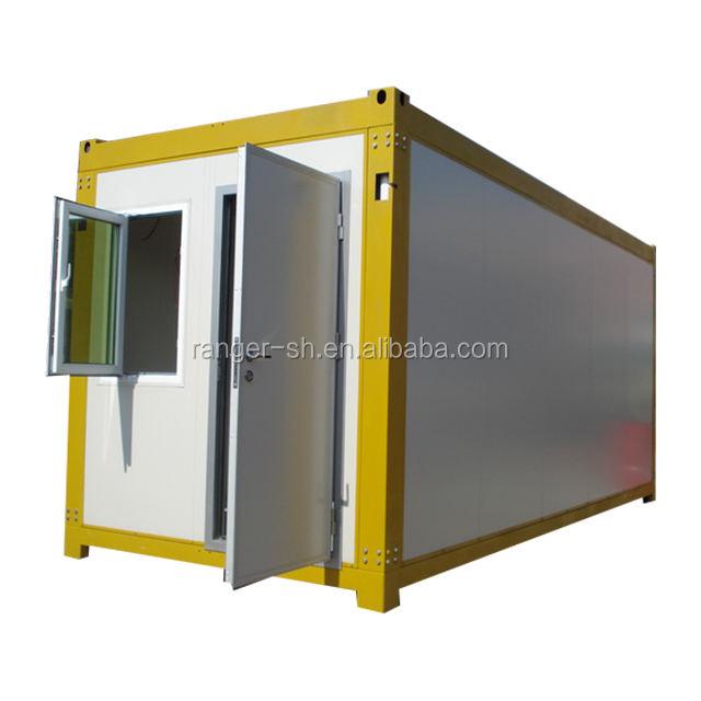 Contenedores como casas/contenedor Oficina/almacenamiento contenedores costo