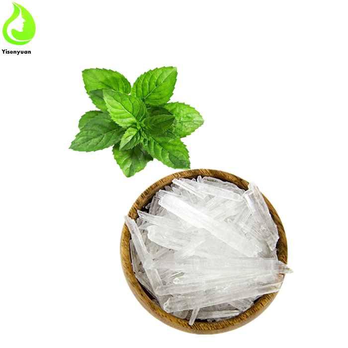 Medical Grade Pure Natural Menthol Crystals Extract From Peppermint