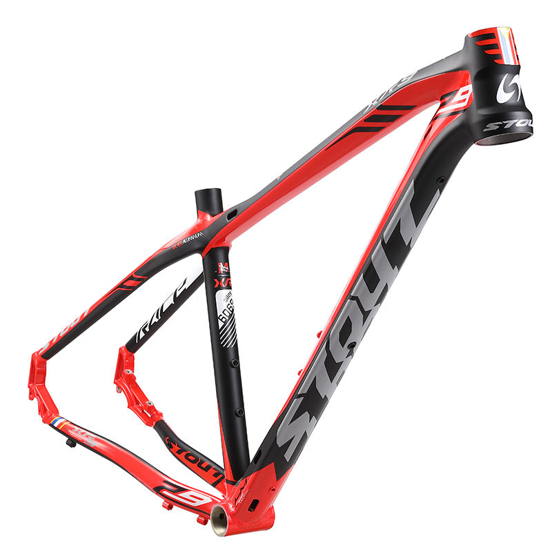high quality Mountain Bike full alloy frame 29 inch 6069 aluminum MTB frame M size accessories for bicycles
