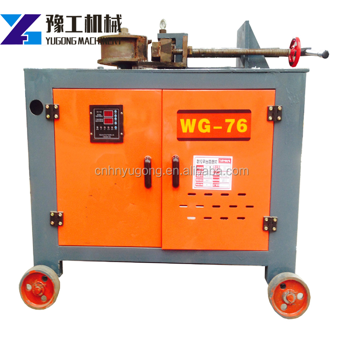 Boiler Tube Bending Machine Exhaust Pipe Bending Machine