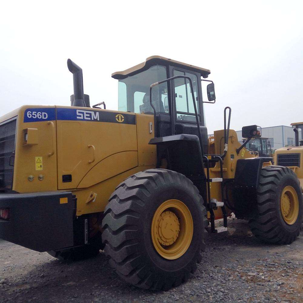 loading machine heavy equipment wheel loader