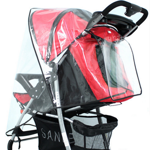 High quality cheap Hood buggies Baby stroller cover outdoor raincover/