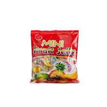 Health Fruit Juice Halal Gummy Jelly Candy