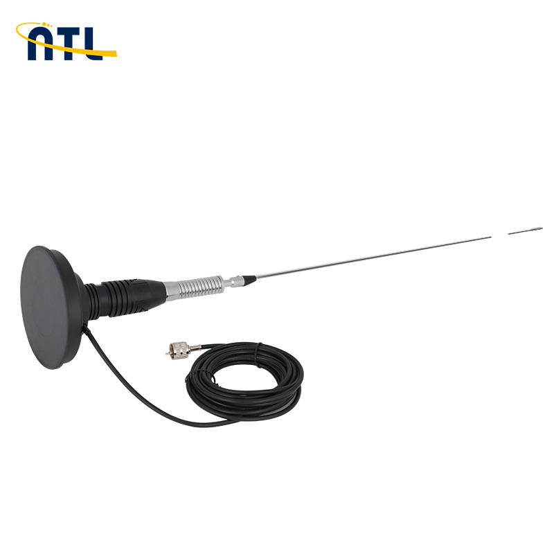 Long Rang 27MHz Mounting Roof Radio Ham VHF/UHF Digital Mobile CB Base Antenna For Car