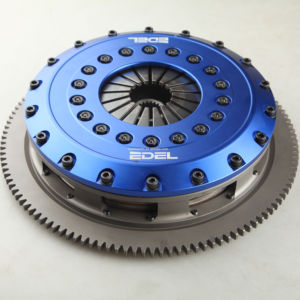 High Performance EDEL 8.5inch 215mm Twin Plates Clutch Kit For R33 RB25DET