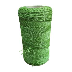 PE/PP 8000dtex Fibrillated Synthetic/Artificial Grass Yarn for Outdoor Soccer Field