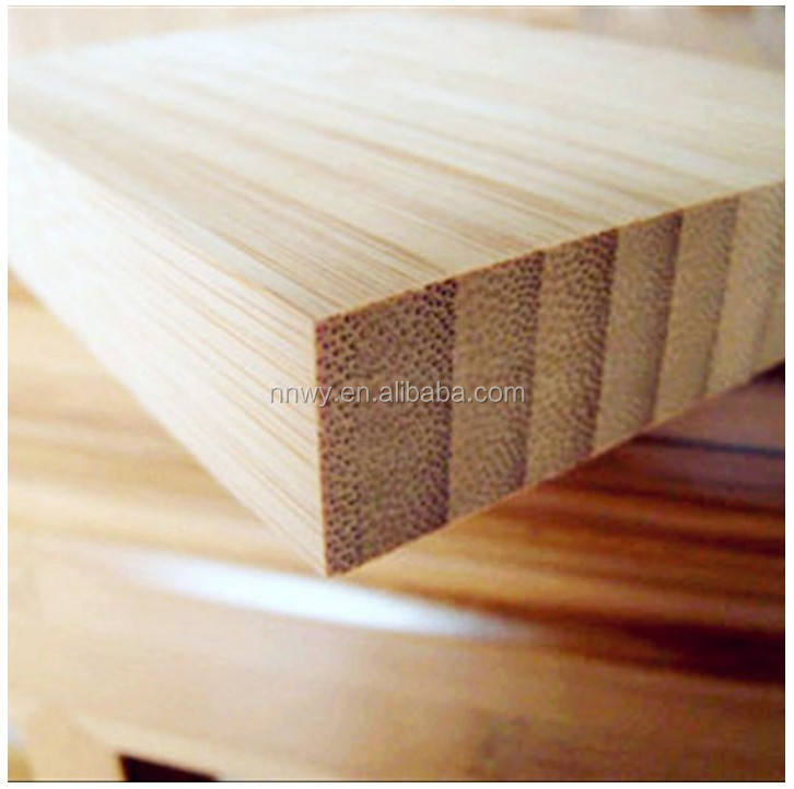 3-30mm thickness Eco-friendly solid bamboo plywood for making furniture plywood board