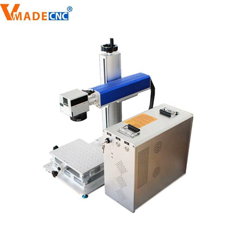 fiber laser machine for metal and non-metal marking/fiber laser marker for diy gifts