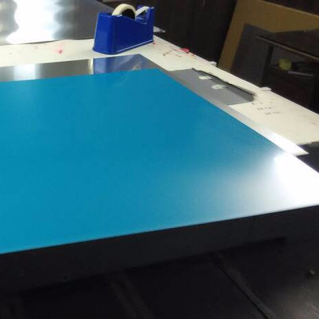 DOUBLE LAYER OFFSET THERMAL CTP PLATE