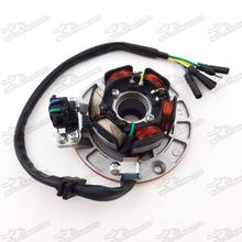 Yinxiang Engine Parts W063 YX140cc Engine NEW Motor Magneto Stator Lighting Coil For Dirt Pit Bike YCF GPX