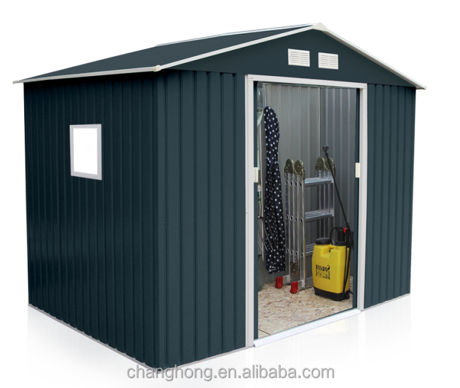 Galvanized Steel Metal Garden Shed With Competitive Price