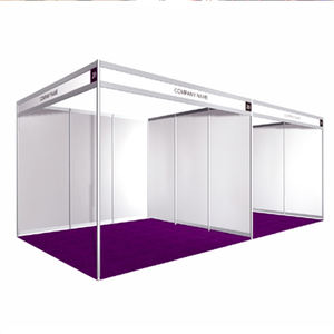 3x3 standard exhibition booth/booth exhibition/exhibition booth 2x2/exhibition booth partition walls