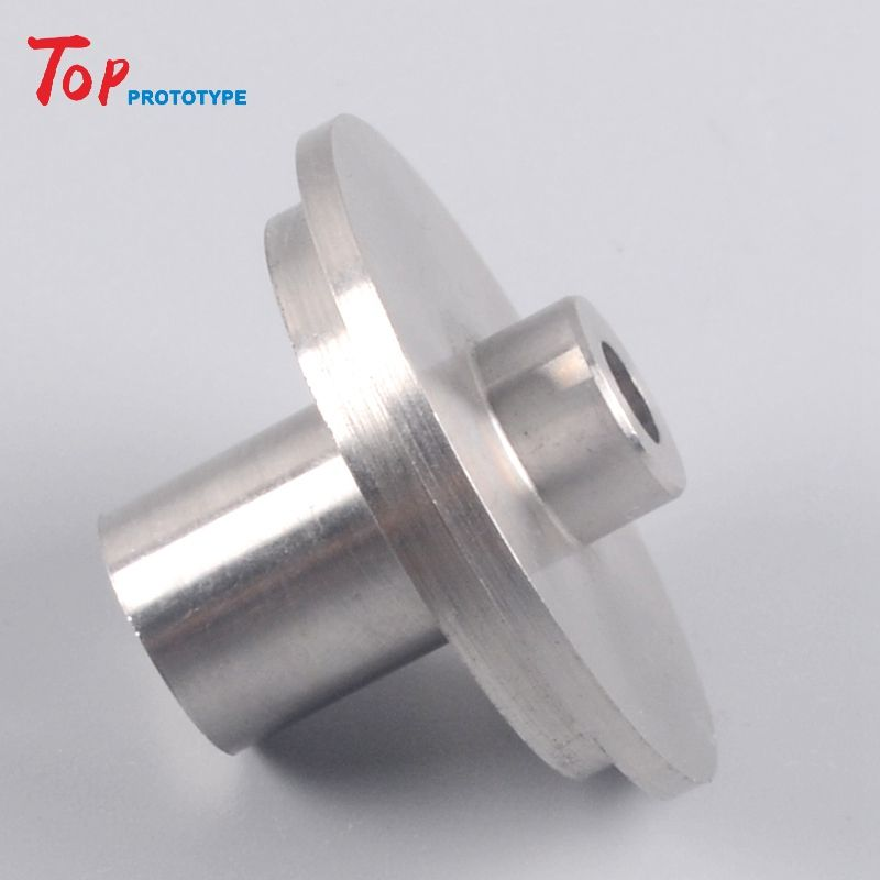 Professional advanced precise stainless steel cnc lathe Kitchen Ware parts prototyping cnc Thread parts processing service