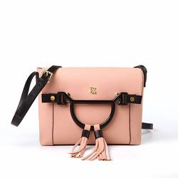 5902 Paparazzi OEM ODM manufacturer customized handbag designer brand tassel woman's leather fashion bag