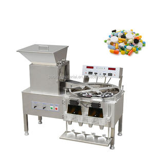 YL-4 desktop type electronic small Capsule Tablet capsule Counting Machine for bottle