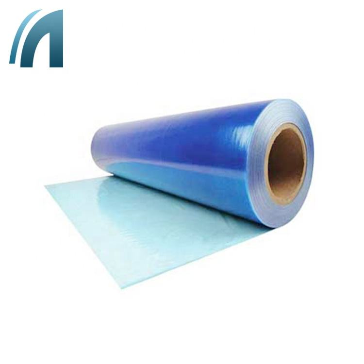 Wuxi ShengFa Temporary Surface Protection Color Steel Plate Plastic Film