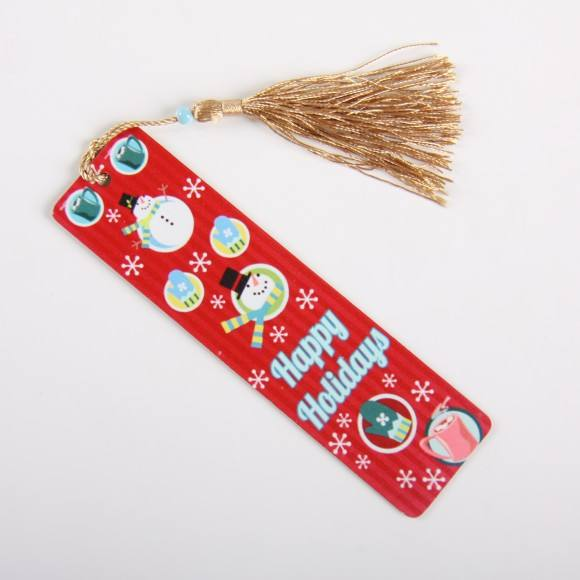 Natural Bamboo Wooden Decorate Craft Wood Bookmarks