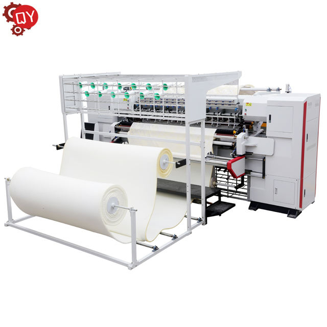 Competitive Price Computerized Multi Needle Chain Stitch Quilt Machine Mattress Quilting Machine for Sales Promotion