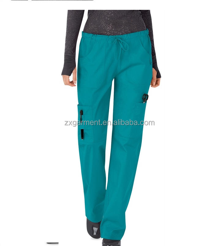 Med Couture Yoga Cargo Scrub Pant