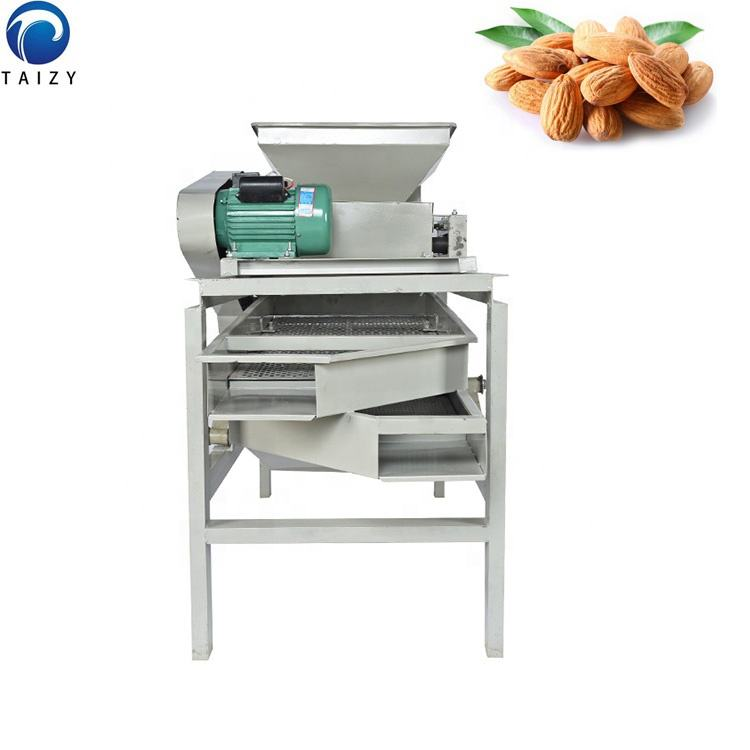 Hot sale walnut shelling machine almond cracker hazelnut cracking machine