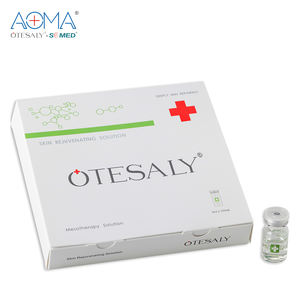OTESALY Anti Aging No Needle Mesotherapy Vials Skin Rejuvenation with 3% hyaluronic acid Mesotherapy Solution