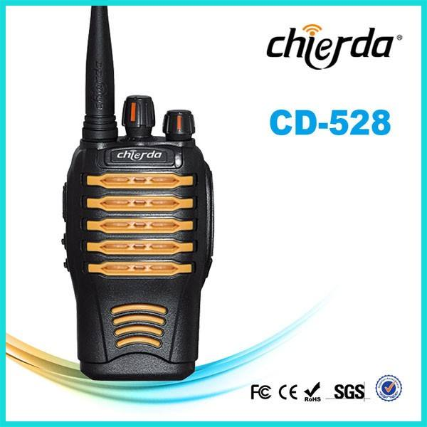 IP66 Wasserdichte Fern Woki Toki Marine Radio <span class=keywords><strong>VHF</strong></span> 136-174 MHz