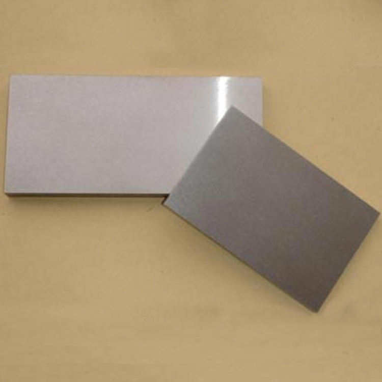 Factory Price 99.95% Pure Tungsten Sheet Tungsten Plate Tungsten Foil