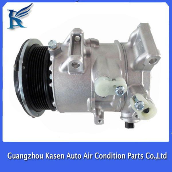 Coche 6seu16c denso de aire del compresor para toyota hiace van 447190-3230 447260-0975 447260-0568