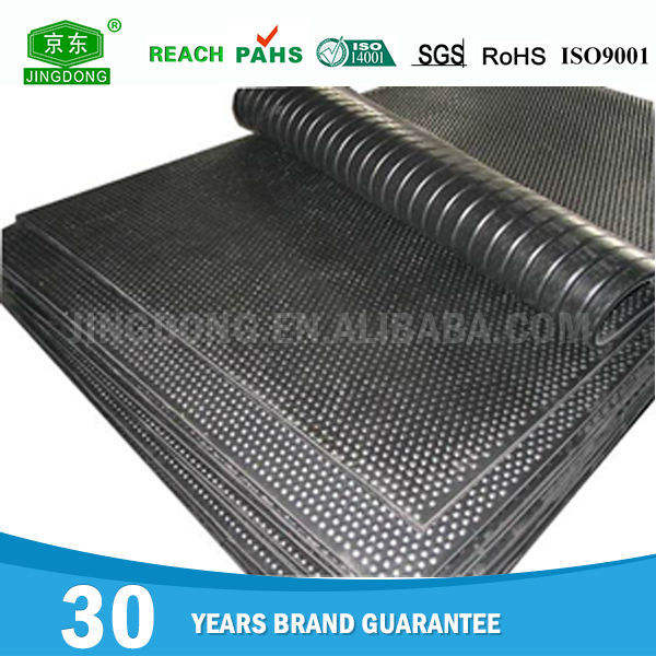 Natural Cow/horse Stable rubber mat