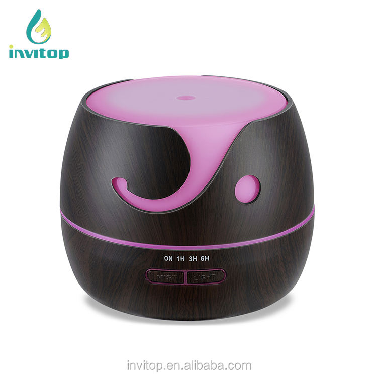 2020 newest 400ml Portable mini diffuser inspiration from elephants electric aromatherapy essential oil diffuser