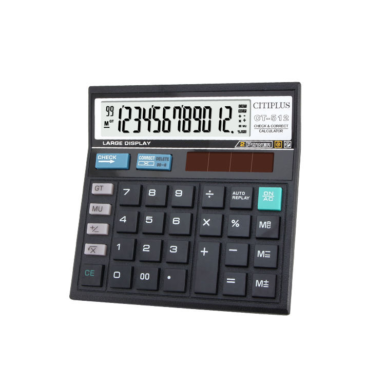 OSALO SKD packing calculator 12 digit ct 512 calculator