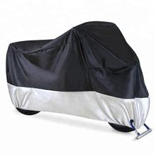 Promotion All Season Waterproof PEVA 180T 190T 210D  Durable  Motorcycle Cover