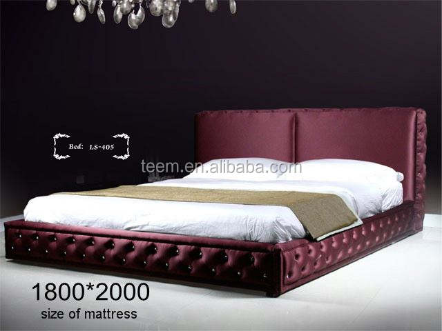 New Type Bed 2013 Hot Sale san yang home furniture