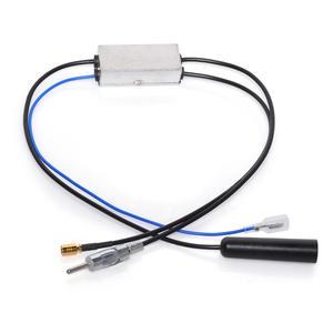 FM//AM A DAB//DAB Divisor De Antena Aérea en coche con conector ISO