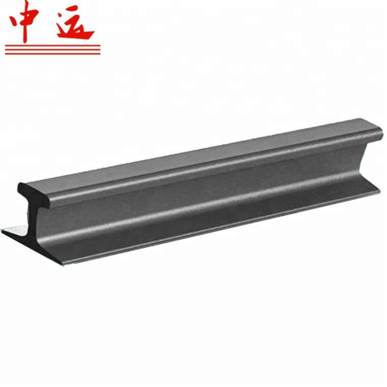 50kg Railway Heavy Steel Rail U71Mn Steel Rail for Railway With Reasonable Price
