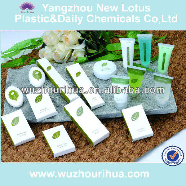 Luxury star hotel guest amenity from Yangzhou China
