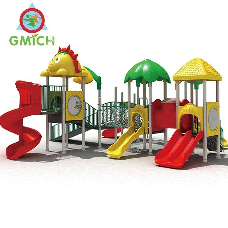 Children Plastic Outdoor Play Set of Kindergarten playground equipment
