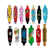 KOSTON Pro Longboard Deck,Long Skateboard Decks In Various Size And Shapes