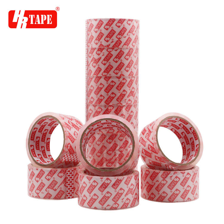 Super Clear Bopp Transparante Custom Verpakking Tape