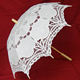 Lace parasol for lady - wedding lace umbrella