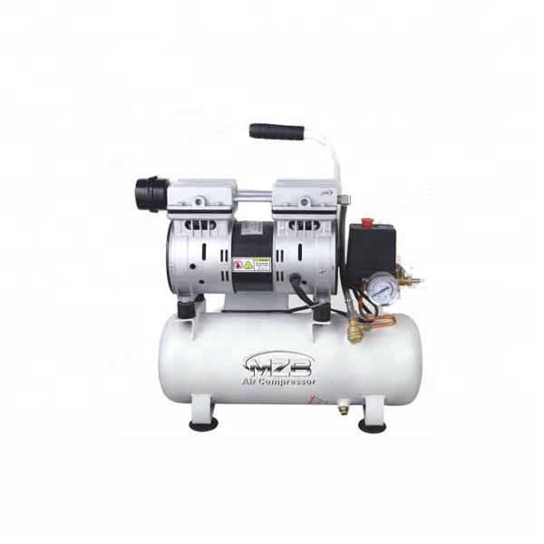 1 hp oil free air compressor
