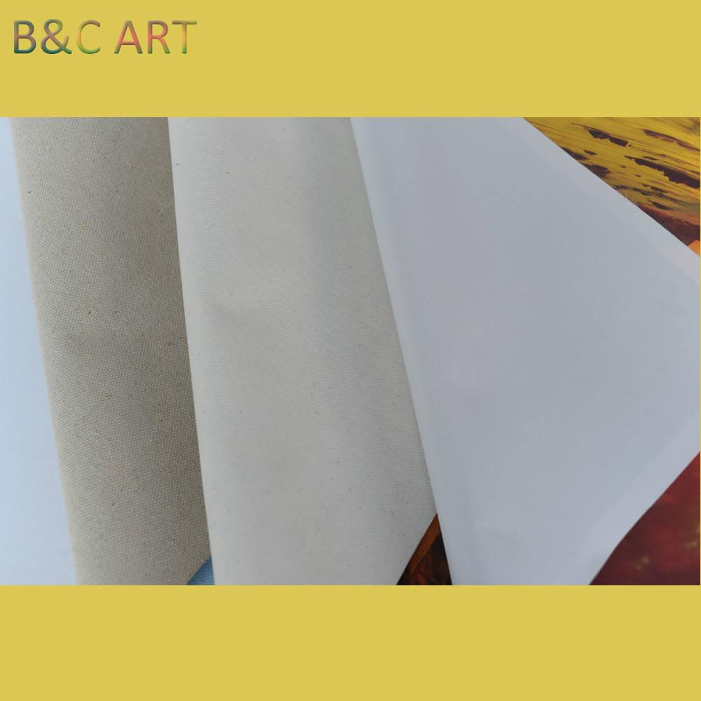 China Mercado Mayorista Hotel producto handpaint impresión utilizado acrílico pintura lienzo