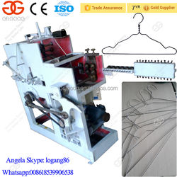CE Approved High Efficient Automatic Wire Coat Hanger Machine for Sale
