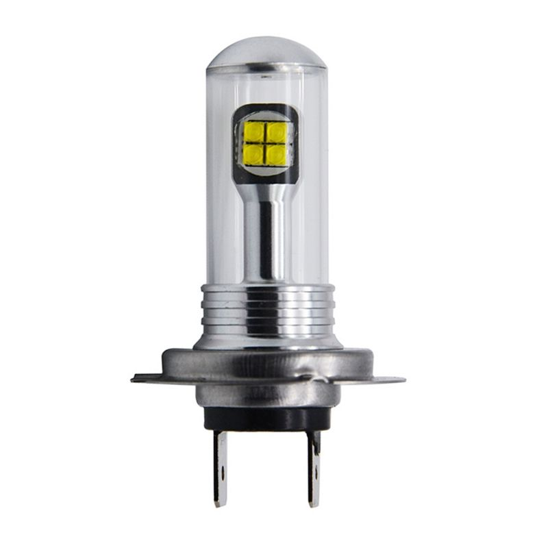 공장 Car Fog 빛 H7 PX26D LED Bulbs 40 W <span class=keywords><strong>할로겐</strong></span> Lamp 벌 Design 12-24 V DC