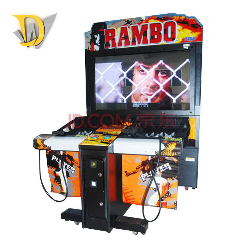 Lange pistool schieten arcade game machine voor leisure center