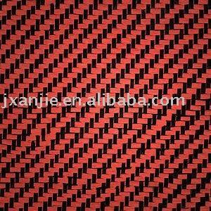 <span class=keywords><strong>Sarga</strong></span> de carbono kevlar híbrido de tela, de carbono de fibra de aramida tela