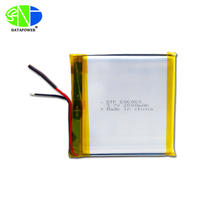 DTP Factory price supply Square Class A batteries cell 3.7v 2800mah lipo battery